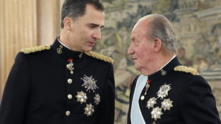 "Spain's former king Juan Carlos said he is leaving the country to help his son, the current King Felipe VI, ""exercise his responsibilities"""