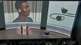 Les oreilletes Pixel buds de Google figurent parmi les plus avancées technologiquement.
