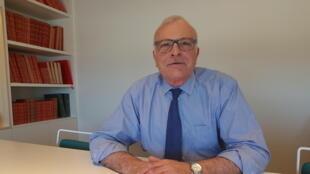 Philippe Pinta, président de l'Association générale des producteurs de blé (AGPB).