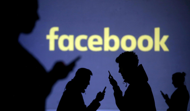Logo của mạng xã hội Facebook. Ảnh minh họa.