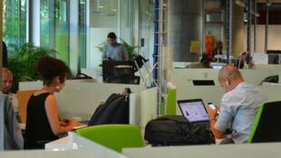 Le premier centre de technologie et de l'innovation pour la Quatrième révolution industrielle d'Amérique latine est installé au cœur de l'entreprise publique Ruta–N à Medellin.