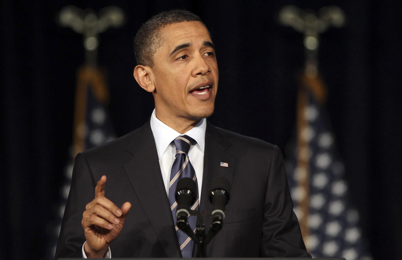 Discurso de Barack Obama foi visto como parte de sua campanha de reeleição.