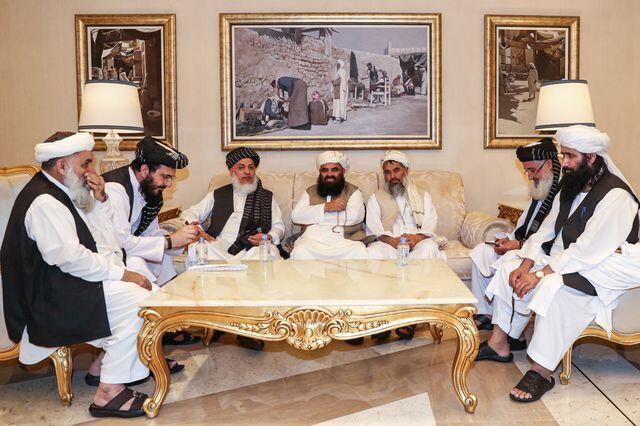 آغاز هشتمین دوره مذاکرات طالبان با آمریکا در دوحه، اوت ۲۰۱۹