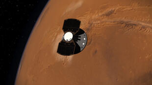 Nasa's InSight vessel became just the eighth vessel to successfully land on Mars.