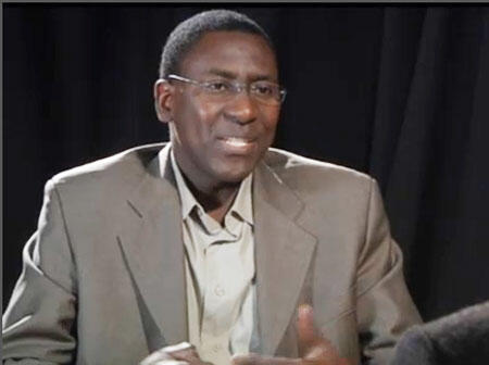 Mamoudou Gazibo, professeur de sciences politiques à l'Université de Montréal.