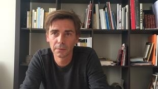 Director do Théâtre de la Ville, Emmanuel Demarcy-Mota.