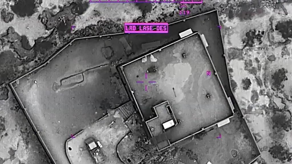 Quân đội Mỹ tiết lộ hình ảnh và vidéo chiến dịch bắn hạ thủ lĩnh Daech, Abou Bakr al-Baghdadi tại Syria.