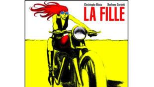 Couverture de «La Fille» de Christophe Blain.