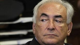 Strauss-Kahn claims he is vicitm of media-lynching over sex ring claims