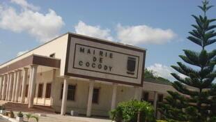 Mairie de Cocody en Côte d'Ivoire.