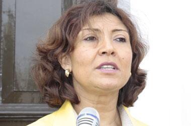 Maria Helena Semedo, directora da FAO para África