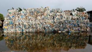 déchets plastiques malaisie