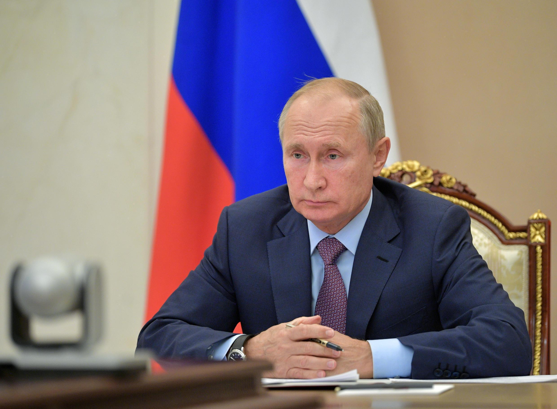 Разговор состоялся «по инициативе французской стороны», заявили в Кремле.