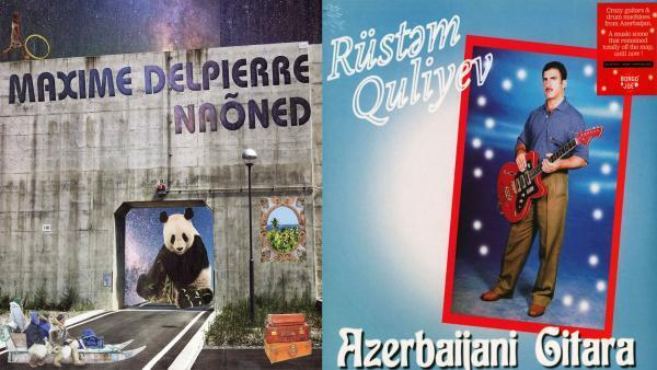 L'akbum Naõned de Maxime Delpierre et Azerbaijani Gitara, de Rüstam Quliyev.