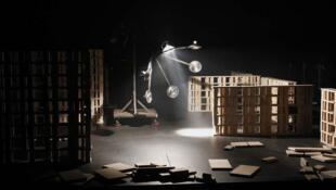 """La pièce """"23 rue Couperin"""" de Karim Bel Kacem et Alain Franco au Théâtre de l'Athénée"""