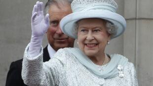 A rainha Elizabeth II aparece na 285ª posição do ranking.