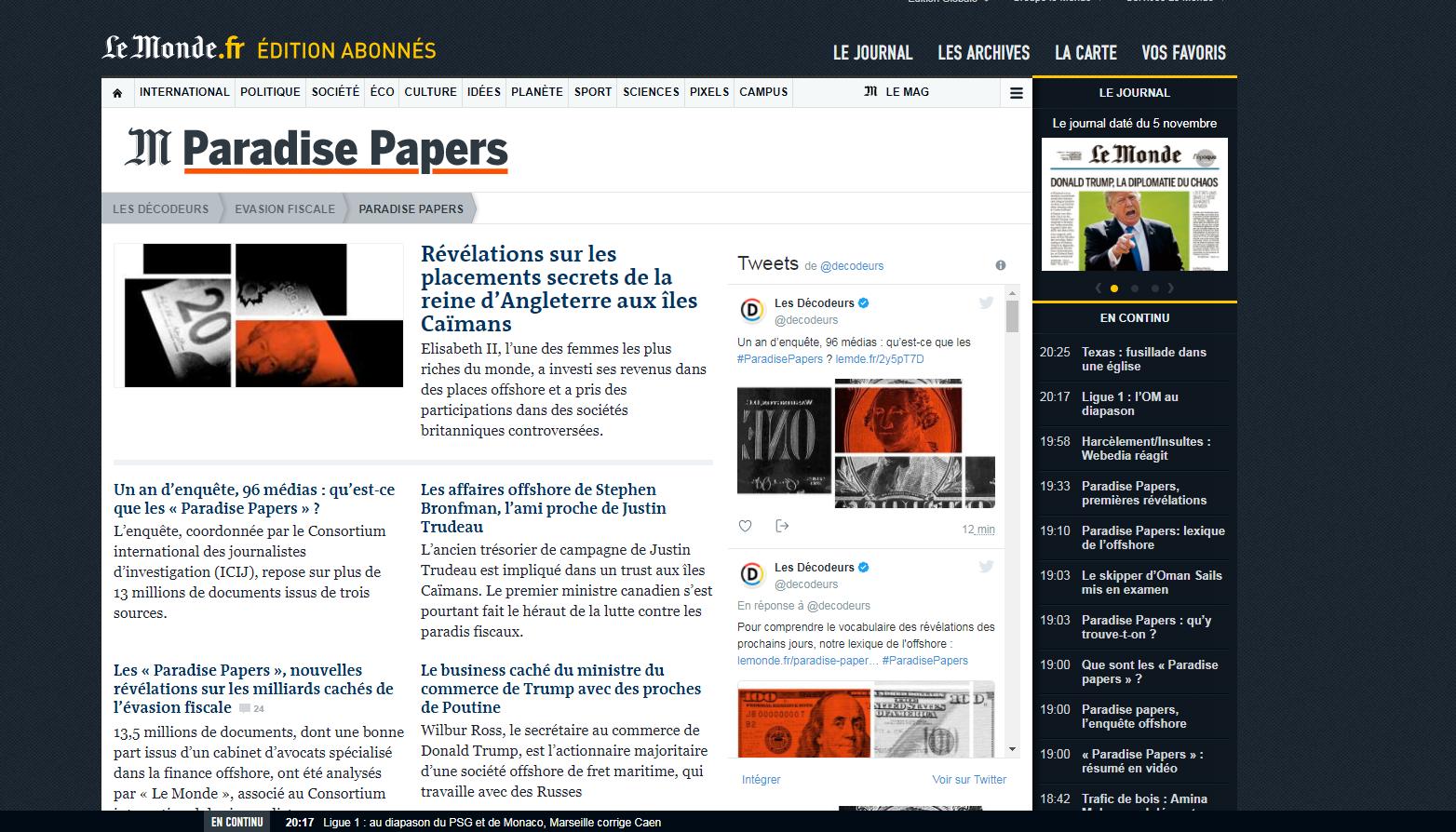 Angola na teia dos Paradise Papers