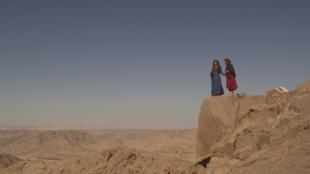 Image tirée de la bande annonce de «Jebel Banat», de Sharine Atif.