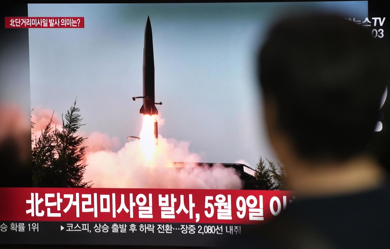 Coreia do Norte lança dois mísseis de curto alcance