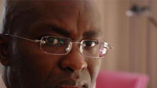 L'historien camerounais Achille Mbembe.