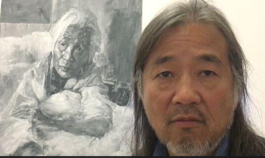 严培明在巴黎奥赛博物馆举行《上海的葬礼》(Un Enterrement A Shanghai)个展