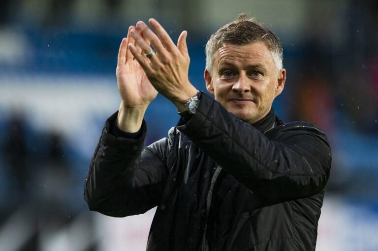 Ole Gunnar Solskjaer, novo treinador do Manchester United.