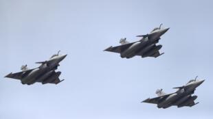 法國空軍陣風戰機
