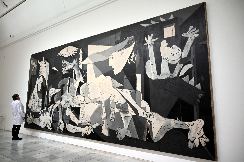 Espagne - Guernica - Picasso - 000_1QS38Q