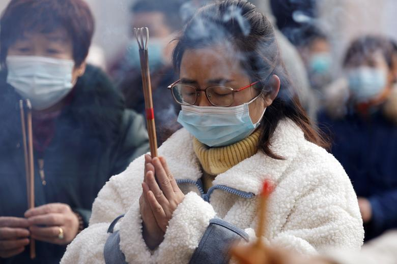 法广存档图片:武汉 摄于2021年1月1日 Image d'archive RFI : Wuhan au 1 janvier 2021
