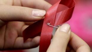 La Russie est l'un des pays où le nombre de séropositifs continue d'augmenter.