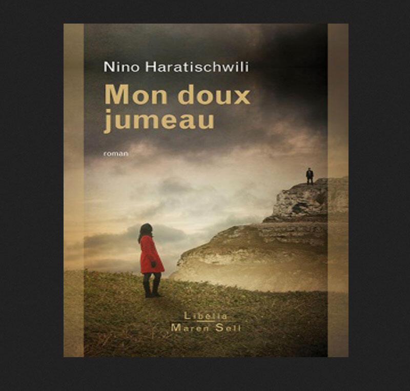 Couverture du roman «Mon doux jumeau» de Nino Haratischwili (capture d'écran).