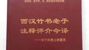 """老子今譯作者被懷疑""""妄議中央"""""""