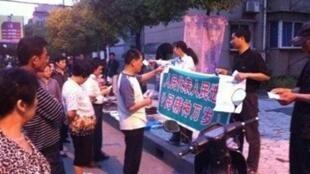 Chine,les Candidats indépendants arrêtés par la police Aout 2011