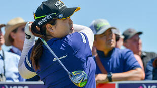 Park In-bee was the first-round leader at the HSBC Women's World Championship in Singapore