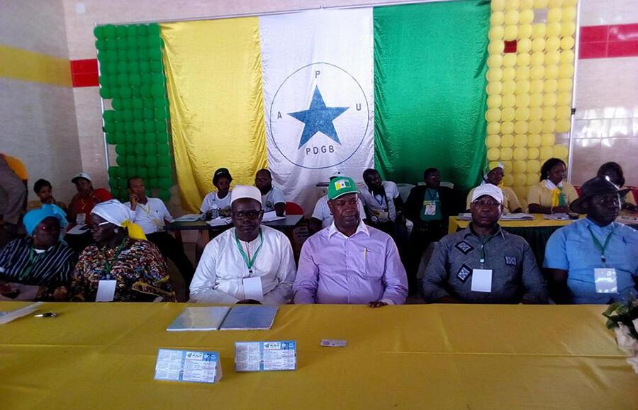 Assembleia do Povo Unido – Partido Democrático da Guiné-Bissau (APU-PDGB)