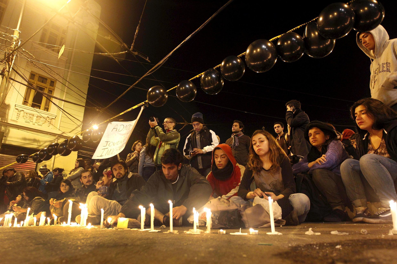 Valparaiso, le 14 mai 2015.