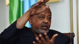 Le président djiboutien Ismail Omar Guelleh se présente pour un cinquième mandat.