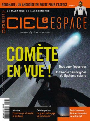 """La revue """"Ciel et Espace"""""""