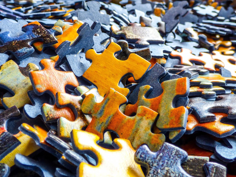 Un puzzle.