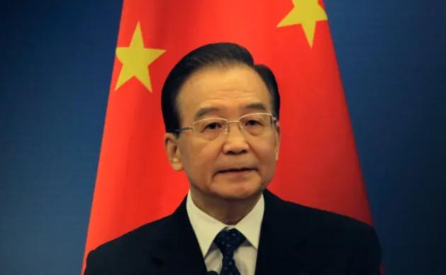 中国前总理温家宝资料图片