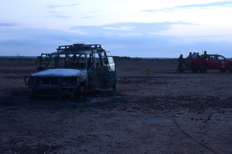 Антитеррористическая прокуратура открыла следствие об убийстве французских граждан в Нигере