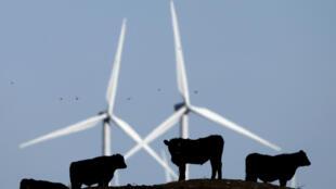 Le méthane est émis par la production de gaz naturel par l'agriculture, les déchets ou encore les zones humides.