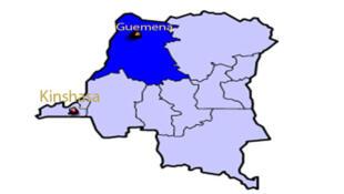Gemena est une localité de la province de l'Équateur, située au nord –ouest de la République démocratique du Congo.