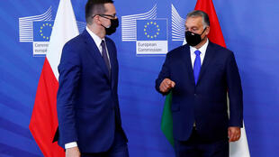 UE Polônia Hungria