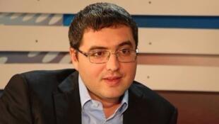 Пророссийский молдовский политик Ренато Усатый