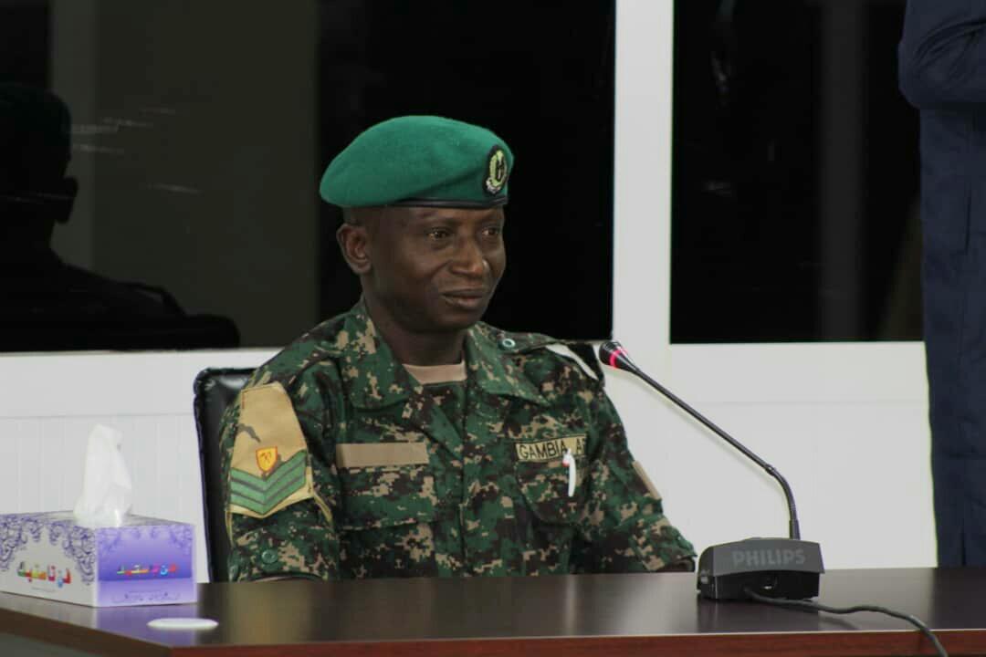 Amadou Badjie, l'un des hommes de main de Yahya Jammeh témoignait devant la Commission vérité ce jeudi 25 juillet.