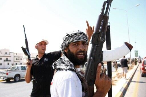 Libyan rebels still fighting pockets of resistance in Tripoli