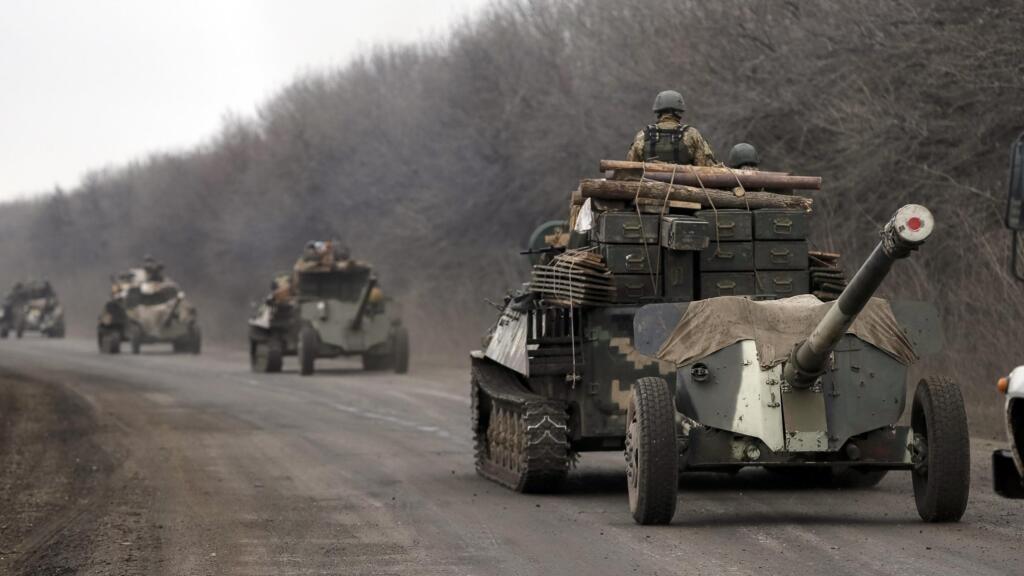 Франция и Германия призвали стороны конфликта на востоке Украины к сдержанности