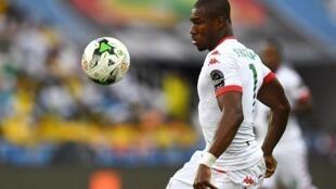 L'attaquant burkinabè, Préjuce Nakoulma, nouveau joueur du FC Nantes