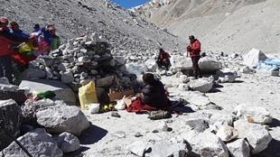 Альпинисты из Ингушетии на пути к Эвересту